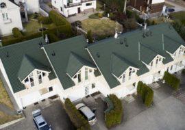 Eternit Villa eterniit, roheline, eterniitkatus Bestor Grupp AS eterniitkatus, katuseplaat, eterniitplaat